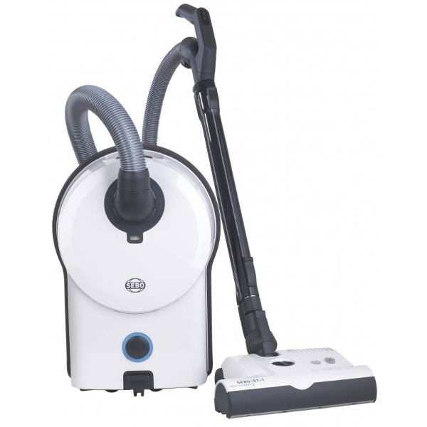 Sebo 90951GB Airbelt D4 Premium ePower Cylinder Vacuum Cleaner - Free 5 Year Guarantee