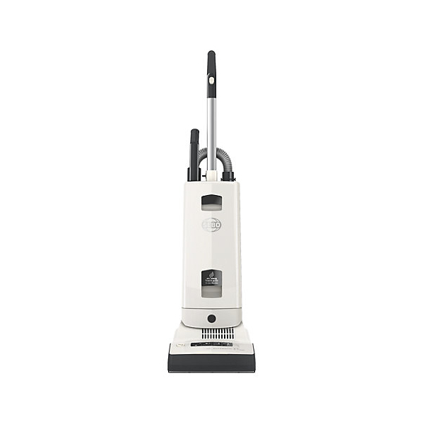 Sebo 91501GB Automatic X7 ePower Vacuum Cleaner in White with Free 5 Year Guarantee
