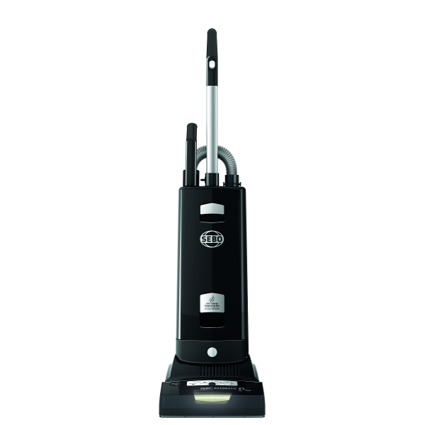 Sebo 91540GB Automatic X7 Pet ePower Vacuum Cleaner in Black with Free 5 Year Guarantee