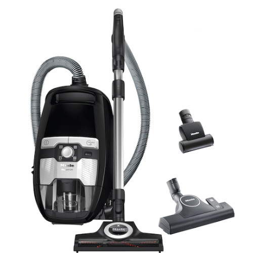 Miele Blizzard CX1 Cat & Dog Pro Cylinder Vacuum Cleaner Obsidian Black