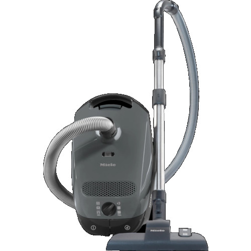 Miele Classic C1 Jubilee Powerline Cylinder Vacuum Cleaner Graphite Grey