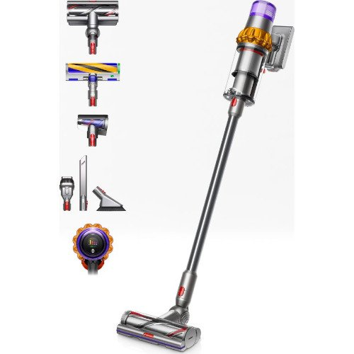 Dyson V15 Detect Absolute Cordless Stick Cleaner - 60 Minute Run Time